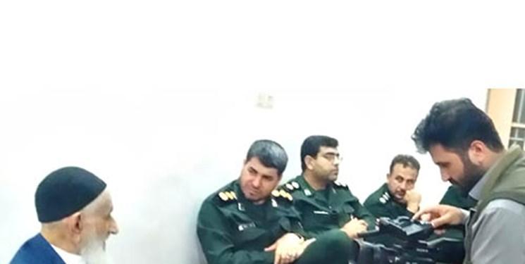 فرمانده سپاه فتح کهگیلویه و بویراحمددرگذشت«آمیراحمد تقوی» را تسلیت گفت