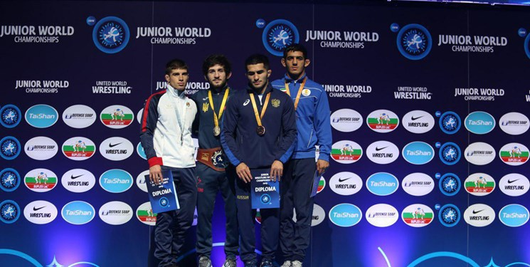 کشتی آزاد جوانان قهرمانی جهان | ایران با کسب ۲ مدال طلا، یک نقره و یک برنز سوم شد