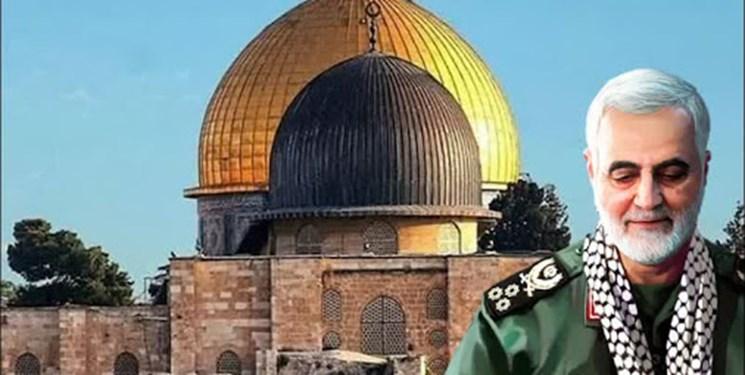 قدس در اندیشه «شهیدِ قدس»| فرماندهی که هرگز از فلسطین دست نکشید