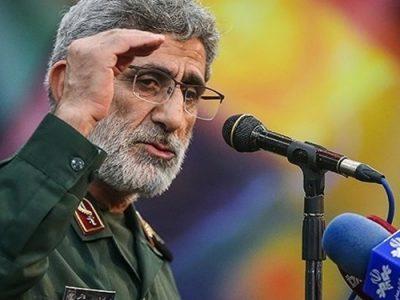 فرمانده نیروی قدس سپاه: ممکن است از داخل آمریکا پاسخ ترور شهید سلیمانی را بدهند