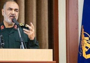 فرمانده کل سپاه: آماده گرفتن انتقام خون سردار سلیمانی و شهدای مقاومت هستیم