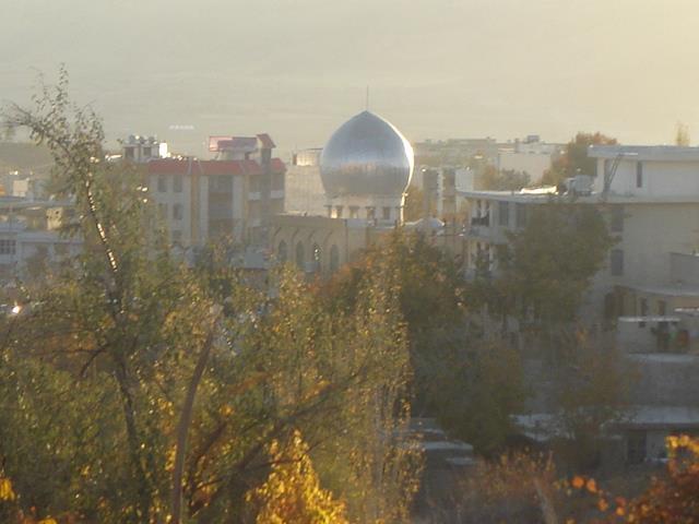 بقعه متبرکه امامزاده عبدالله (ع) نگینی مذهبی در ورودی آبشار شهر یاسوج