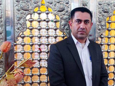 برگزاری مراسم تحویل سال نو در دو بقعه متبرکه شاخص شهرستان گچساران