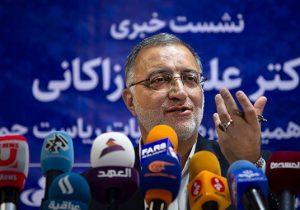زاکانی: پس از انتخابات از من خواسته شد شانه زیر کار اجرایی بدهم/ برای زنده کردن روح شهر تهران برنامه دارم