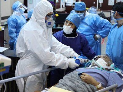 کرونا جان ۳۸۷ بیمار دیگر را گرفت/ ۴۲۰ شهر در وضعیت قرمز و نارنجی