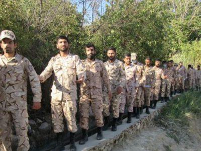 سربازان نمونه کهگیلویه تجلیل شدند