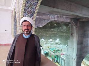 حجتالاسلام عباس نصیرالاسلامی