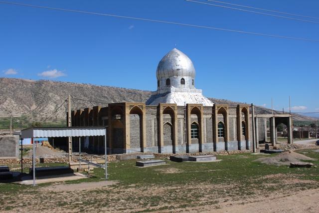 برگزاری تجمع بزرگ لبیک یا حسین(ع) در بقعه متبرکه امامزاده سید محمد