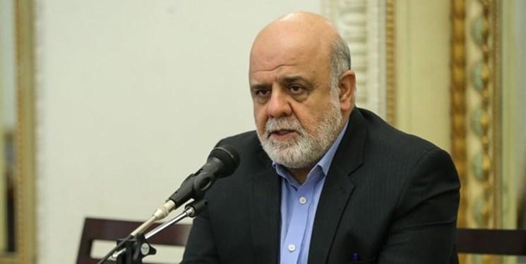 توضیحات سفیر ایران در بغداد درباره ترور سپهبد شهید سلیمانی