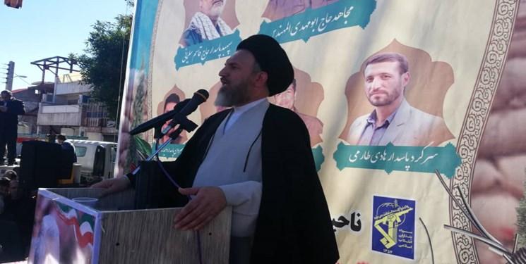 ملکحسینی: سردار سلیمانی اجر سالها اخلاص و عمل صالحش را با شهادت گرفت
