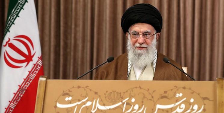 رهبر انقلاب: ویروس صهیونیسم ریشهکن میشود/ مبارزه برای آزادی فلسطین «جهاد فی سبیل اللّه» است
