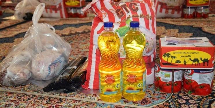 تهیه و توزیع ۱۰ هزار بسته معیشتی به مناسبت عید غدیر در کرمانشاه