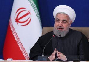 روحانی: ۱۴۰۰ سال شکوفایی اقتصادی ایران و پایان دوران سخت و جنگ اقتصادی است