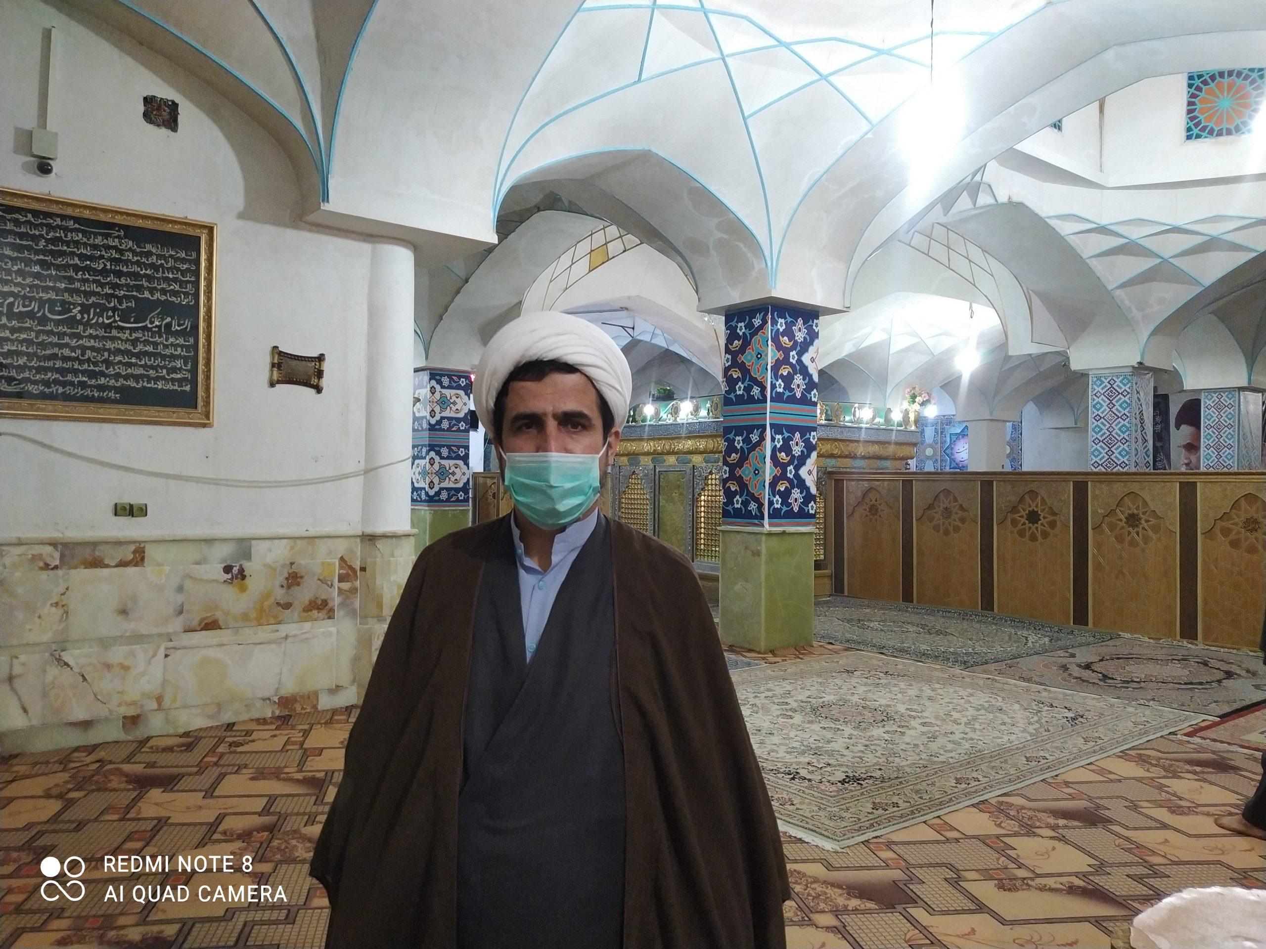 حجتالاسلام عباس نصیرالاسلامی؛ برگزاری همایش استانی یاوران وقف در دهه وقف